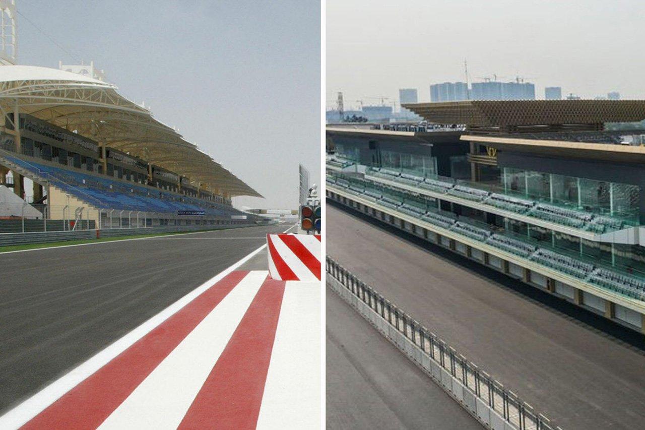 F1:バーレーンGPとベトナムGPの延期を発表