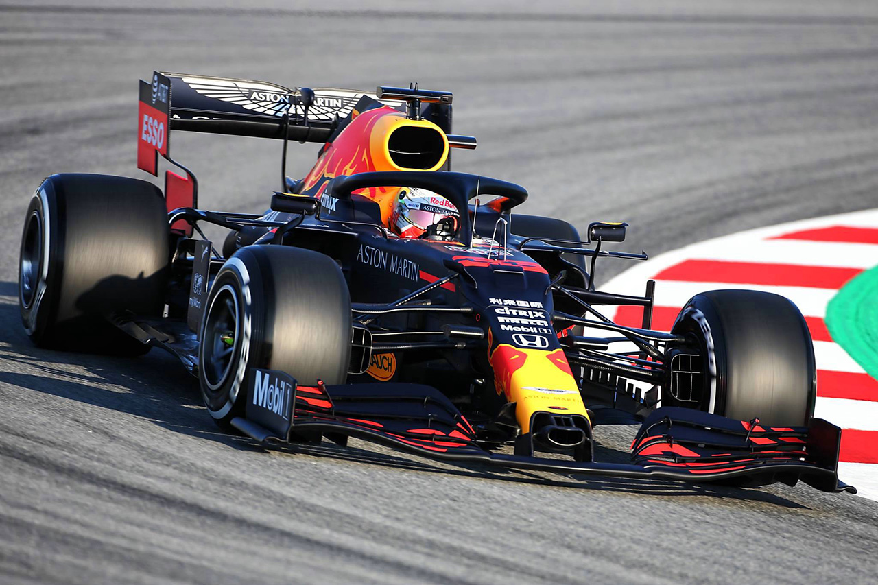 """マックス・フェルスタッペン 「RB16はまだ""""あらゆる場所""""を改善できる」 / レッドブル・ホンダF1"""