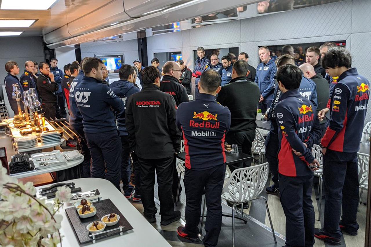 ホンダ、F1オーストラリアGP中止の決定を支持