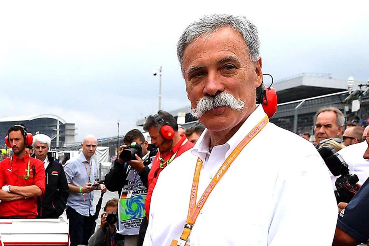 F1ボス 「我々が金の亡者ならレース中止という決断はしなかった」