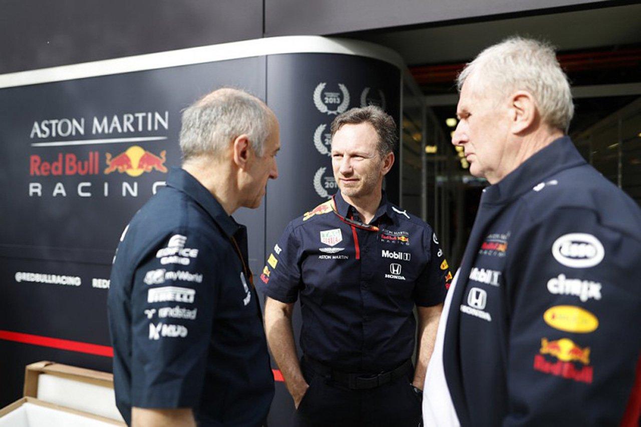 レッドブル・ホンダF1 「オーストラリアGPの続行を主張したのは事実」