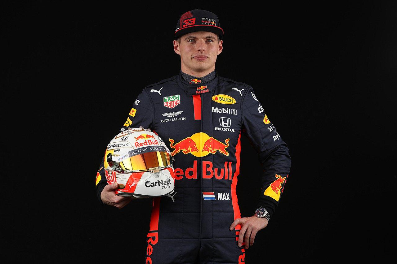 マックス・フェルスタッペン 「そんなにヘルメットデザインは変えない」 / レッドブル・ホンダF1