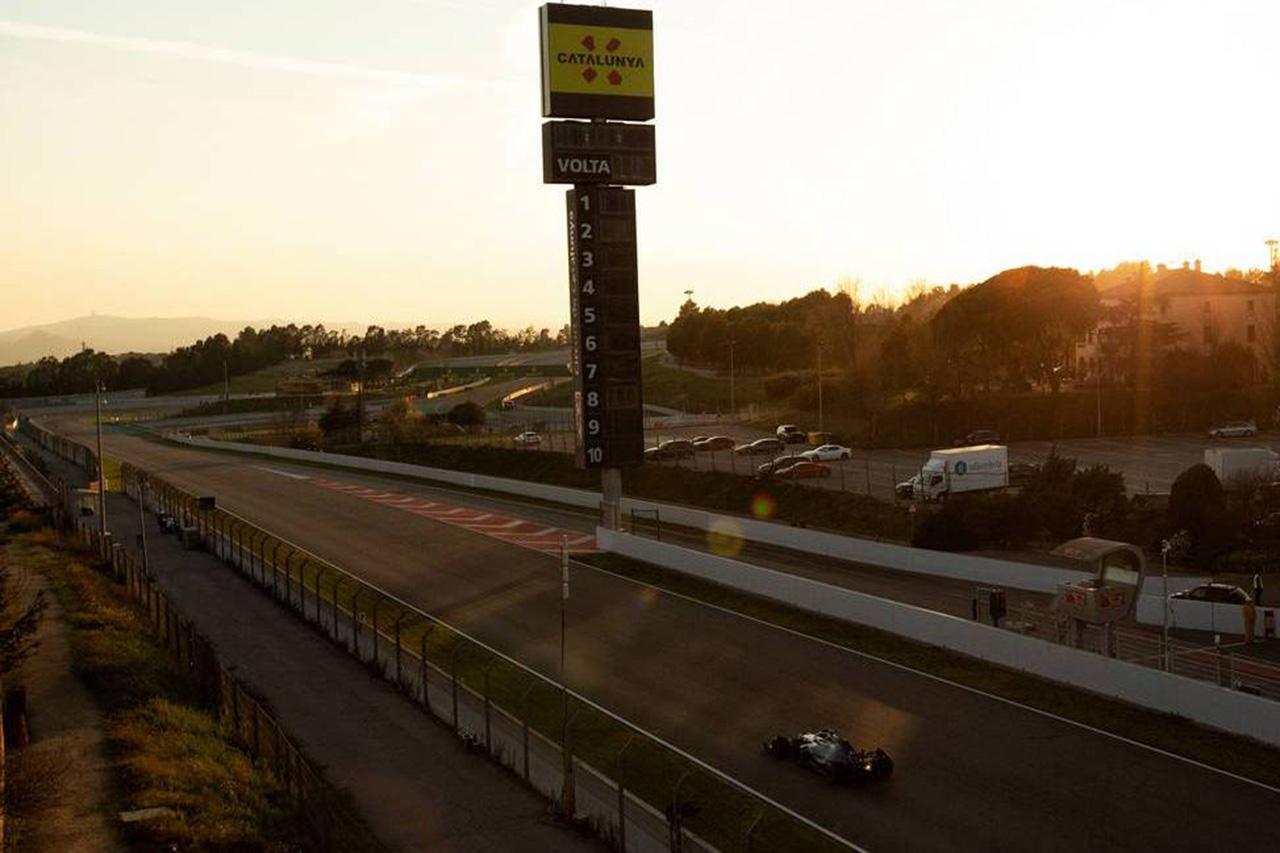 F1 新型コロナウイルス問題:スペイン、非常事態を宣言
