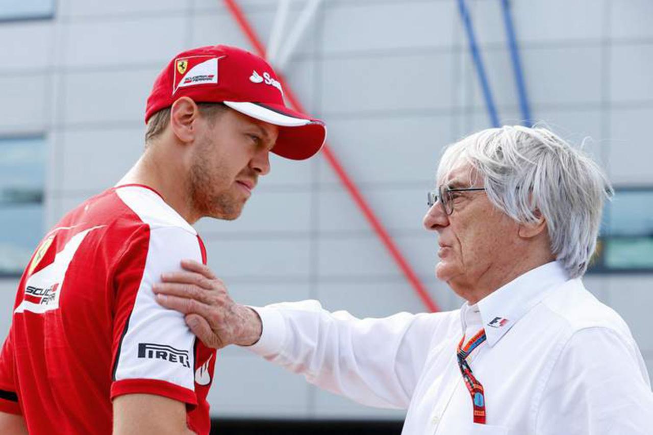 F1:バーニー・エクレストン 「ルクレールの最高の状態はもう見切った」
