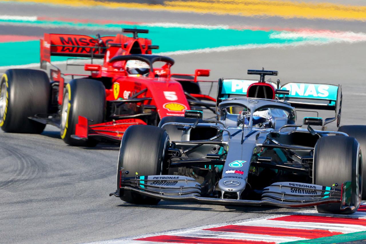 """F1:今度はメルセデスとフェラーリが""""秘密の和解""""との報道"""