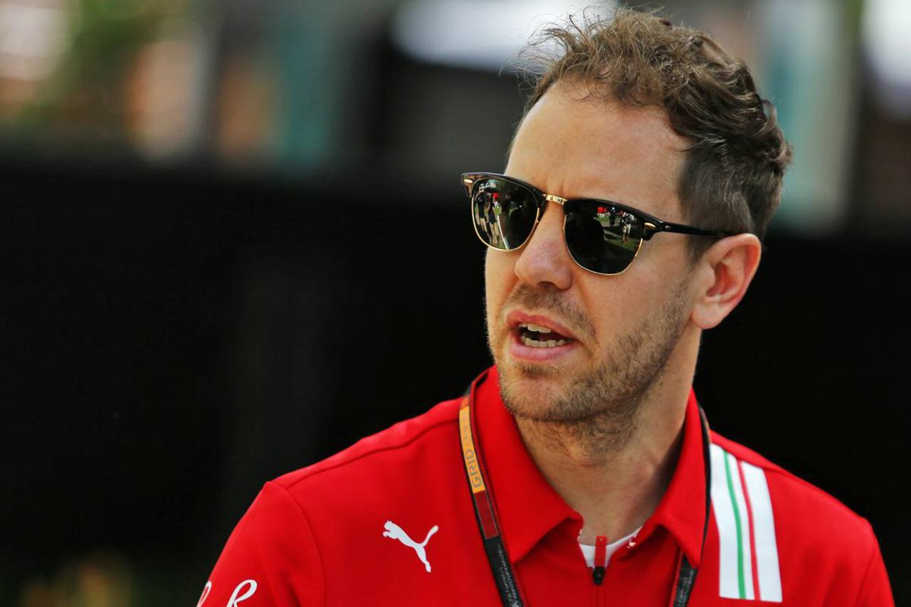 F1:セバスチャン・ベッテル、マクラーレン移籍の可能性?