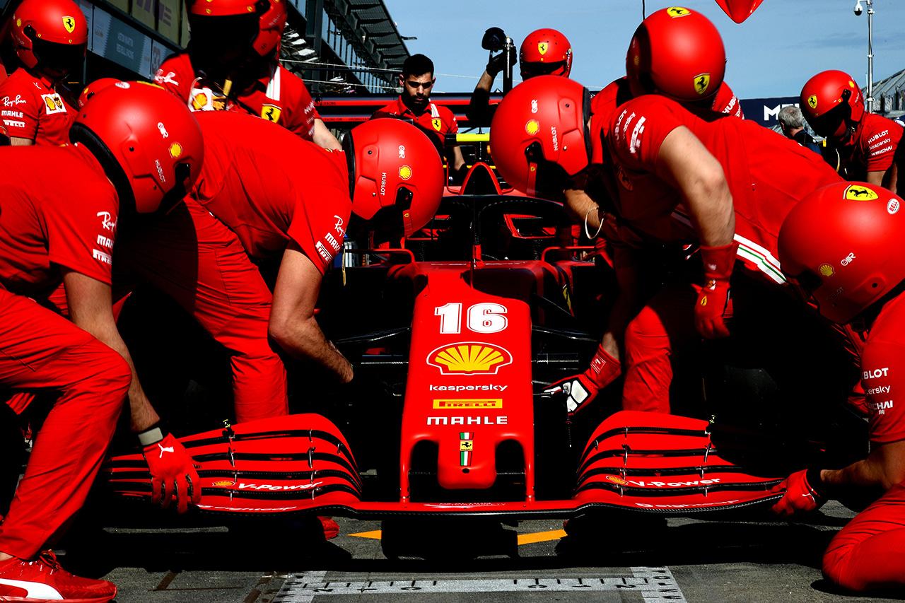 フェラーリ、F1中断期間にSF1000とエンジンの改善に取り組む