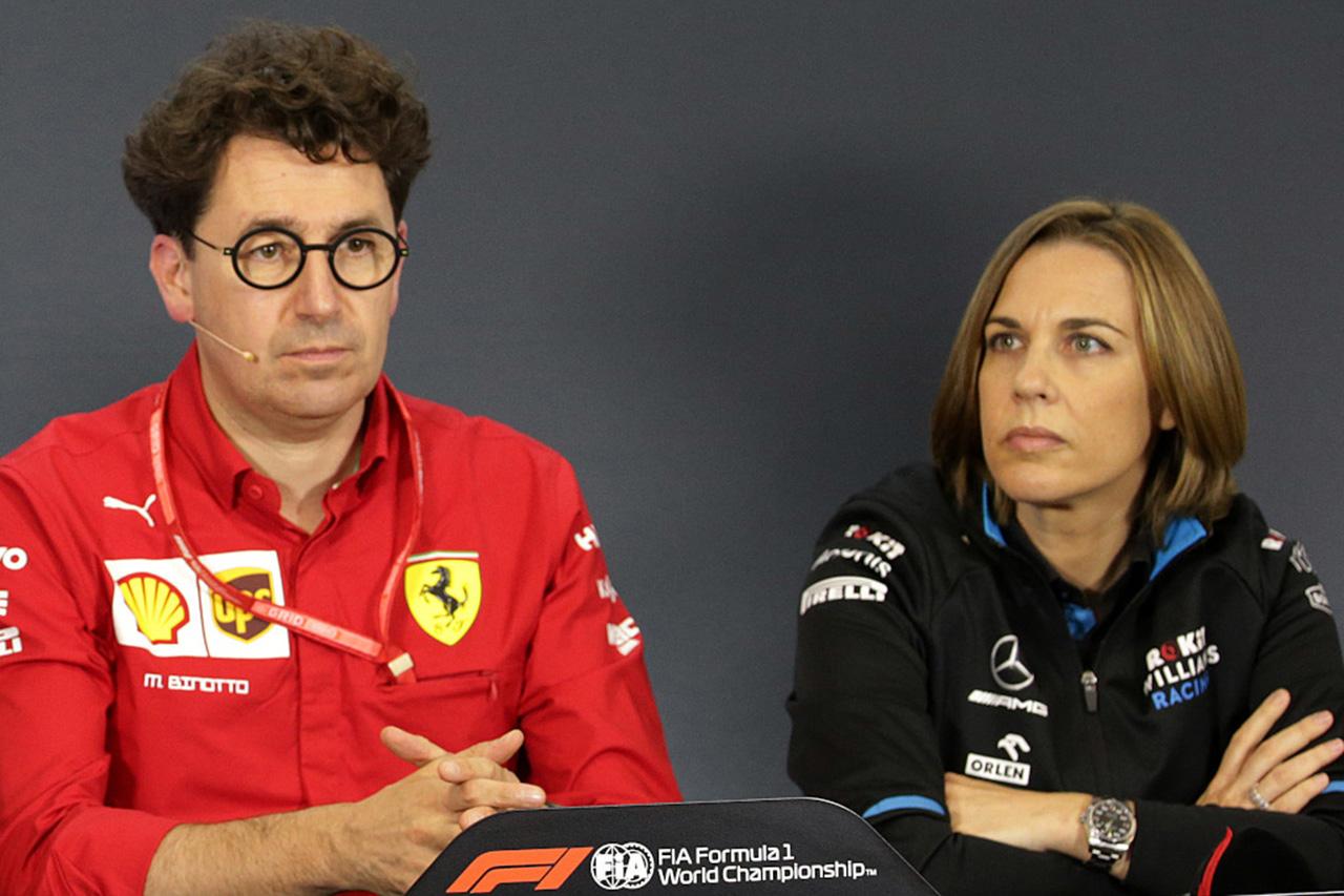 ウィリアムズ 「フェラーリはF1エンジンの開示を承認するべき」