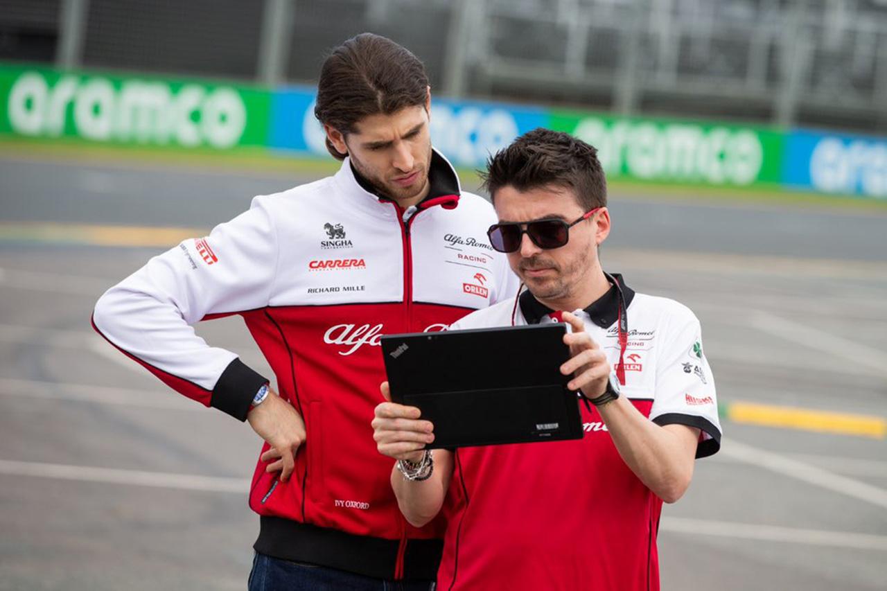 アントニオ・ジョビナッツィ 「来季のフェラーリのF1シートを狙っている」