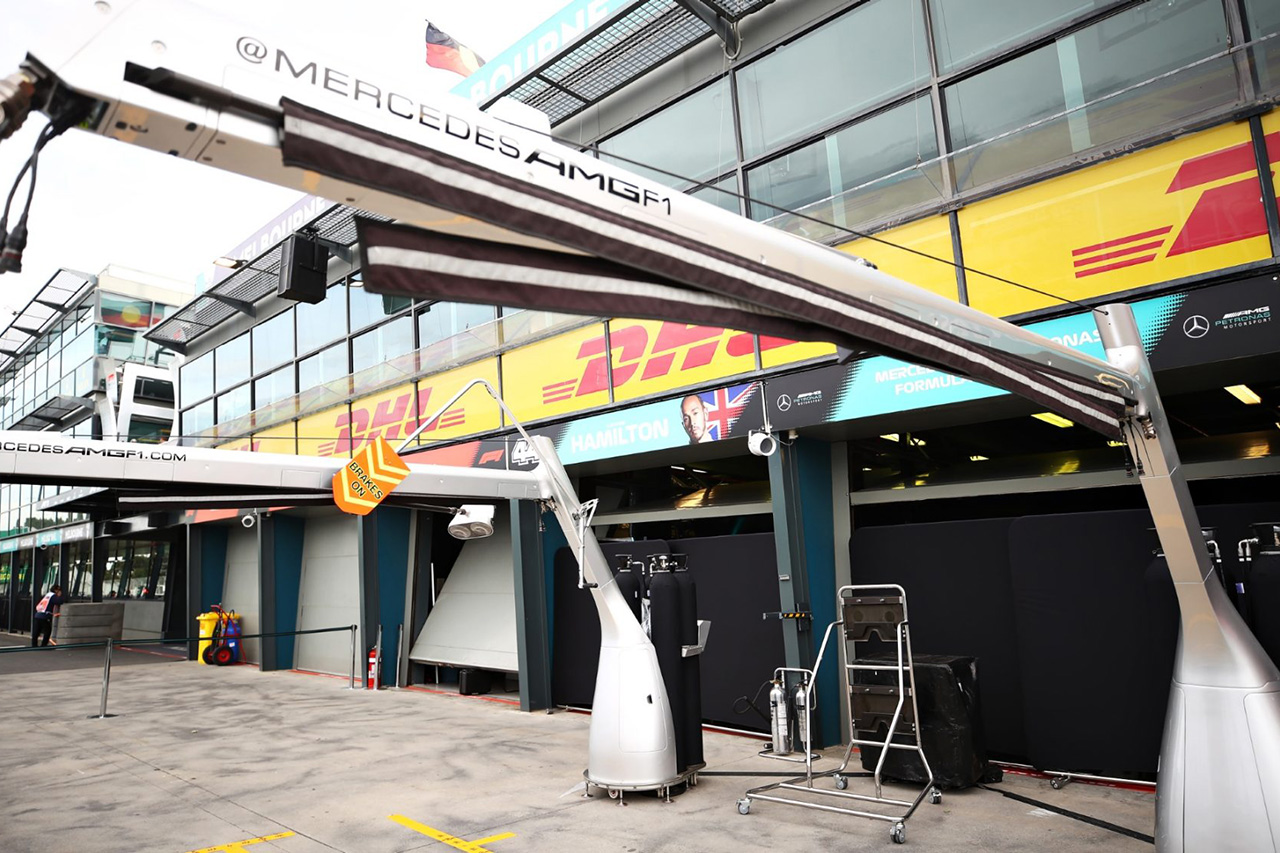 F1:サマーブレイクの前倒しと期間の延長を決定