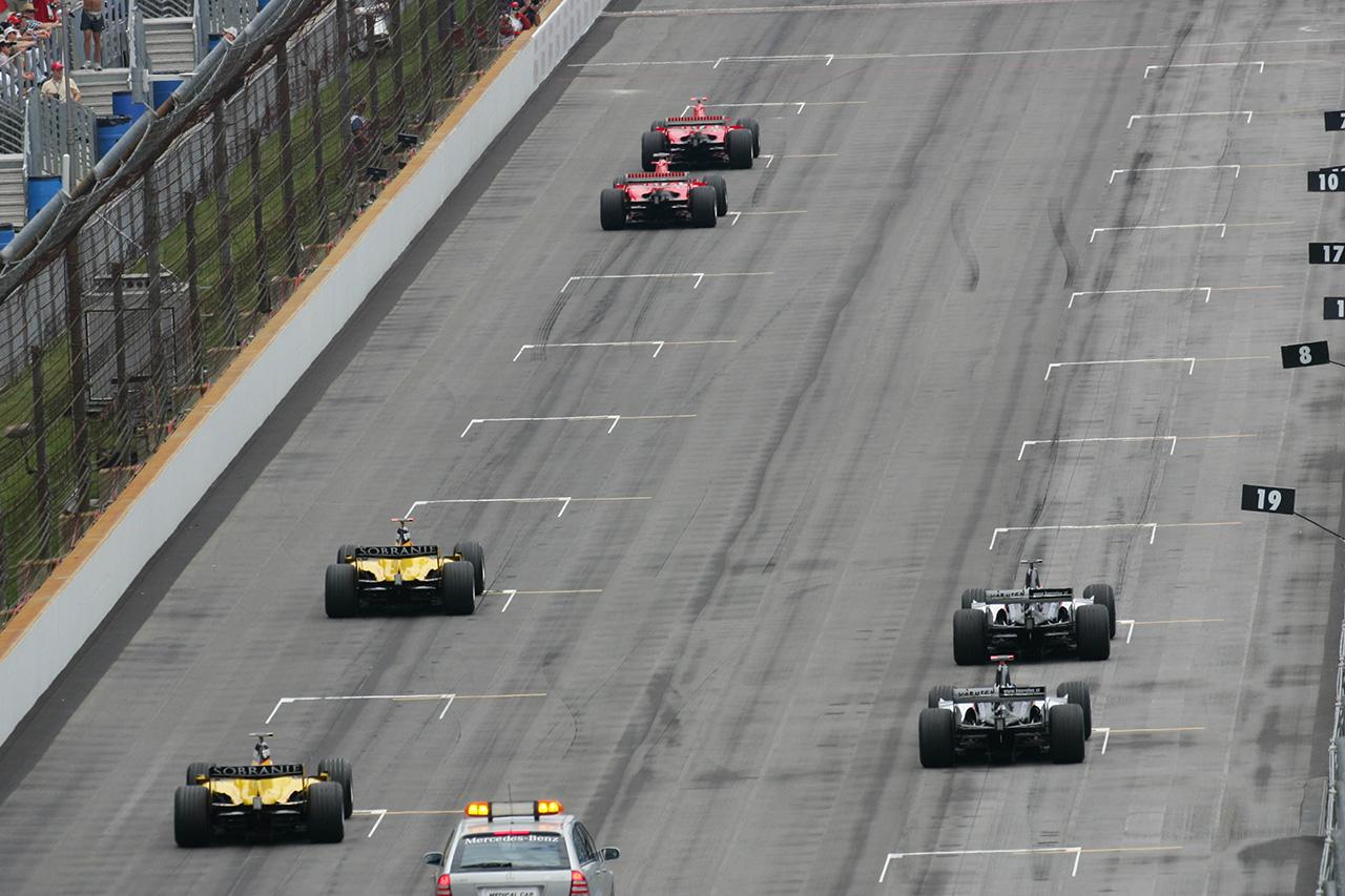 F1:ロス・ブラウン 「12台未満でも世界選手権レースは開催できる」