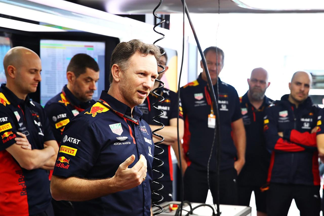レッドブル・ホンダF1、さらなるレースの延期への支持を表明