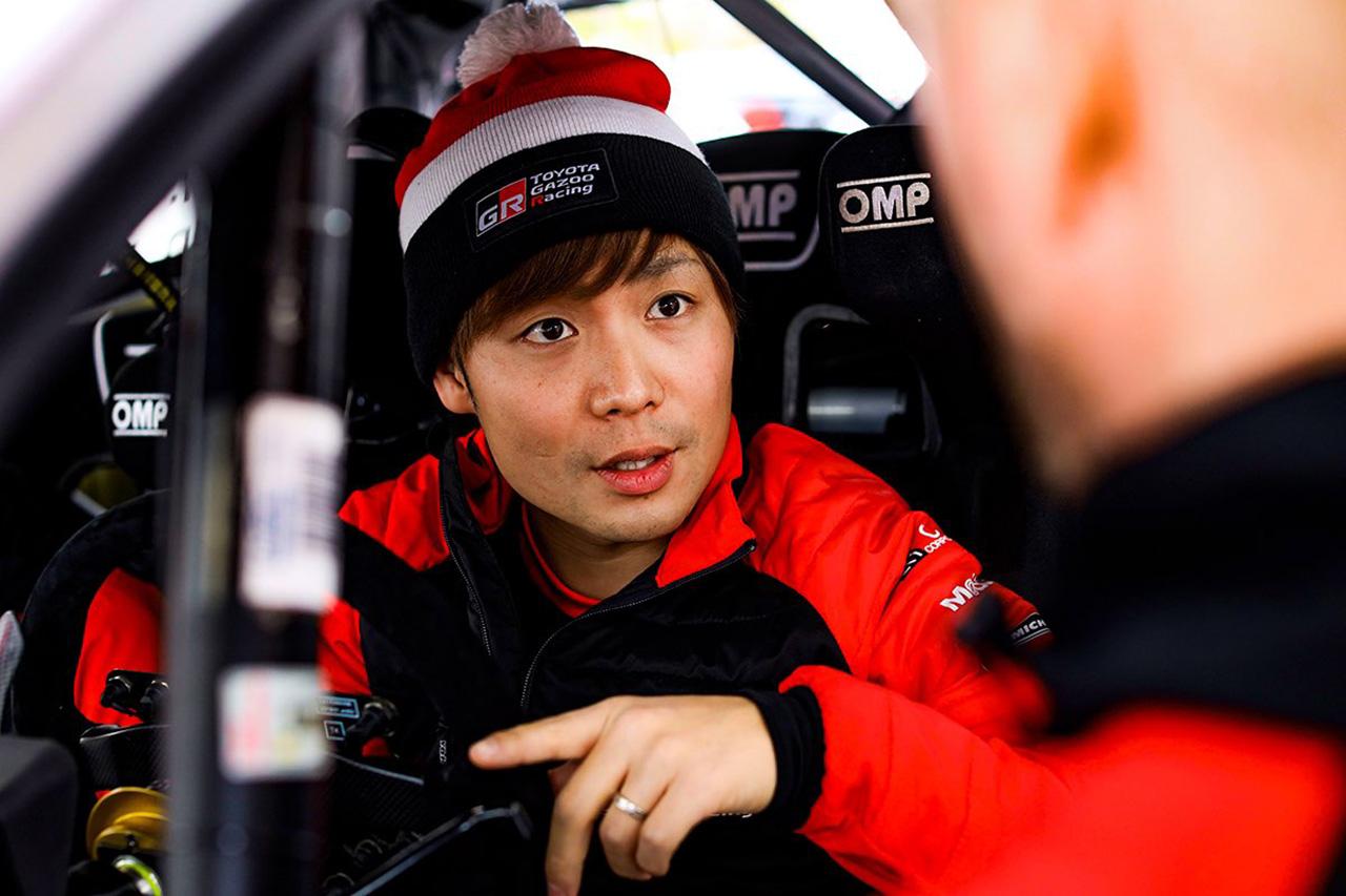 NHK BS1 「世界ラリー 日本の夢ふたたび~勝田貴元WRCへの挑戦~」