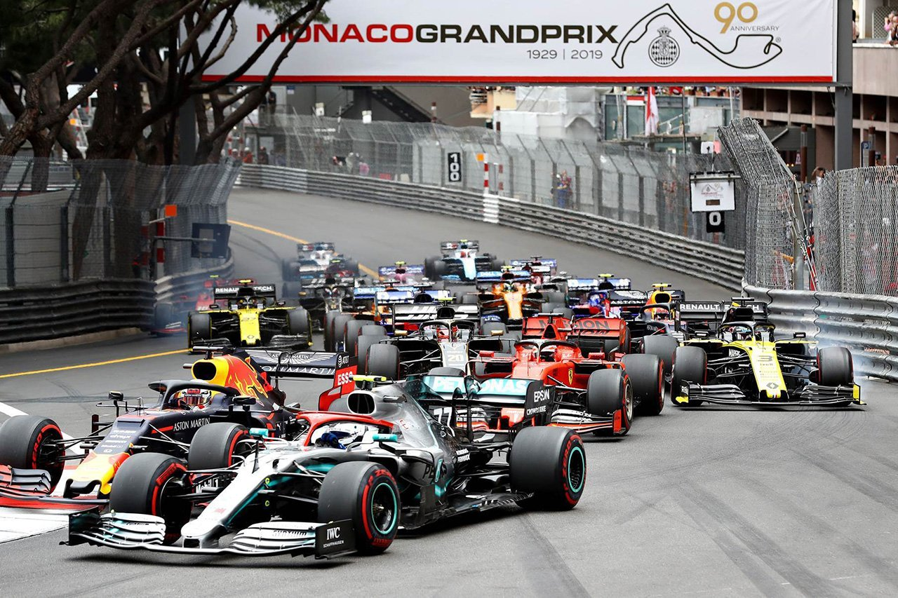 F1モナコGP、2020年の開催を断念…延期ではなく中止を決断