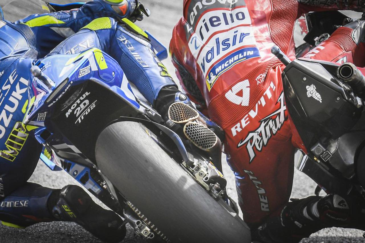 MotoGP:シーズン再開まで有料動画を無料配信!