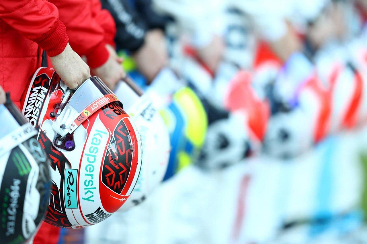 F1ファンが選んだ2020年で最もカッコいいヘルメットは?