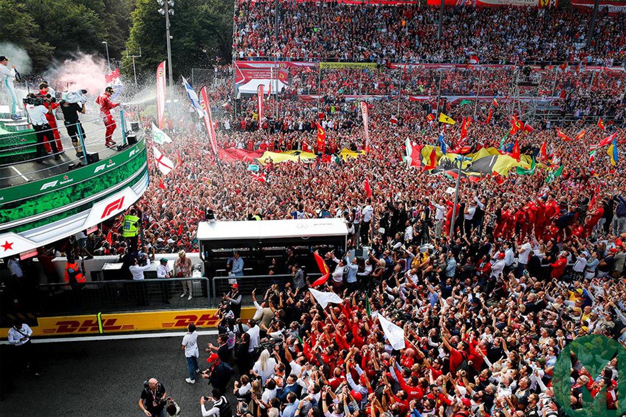 イタリア自動車クラブ 「9月ならF1イタリアGPを開催できるはず」