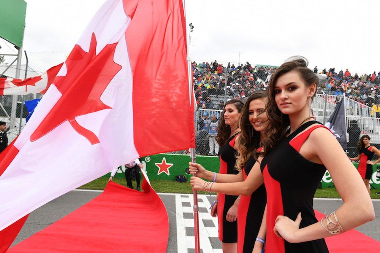 F1カナダGP:東京五輪への不参加表明でレース開催に懸念