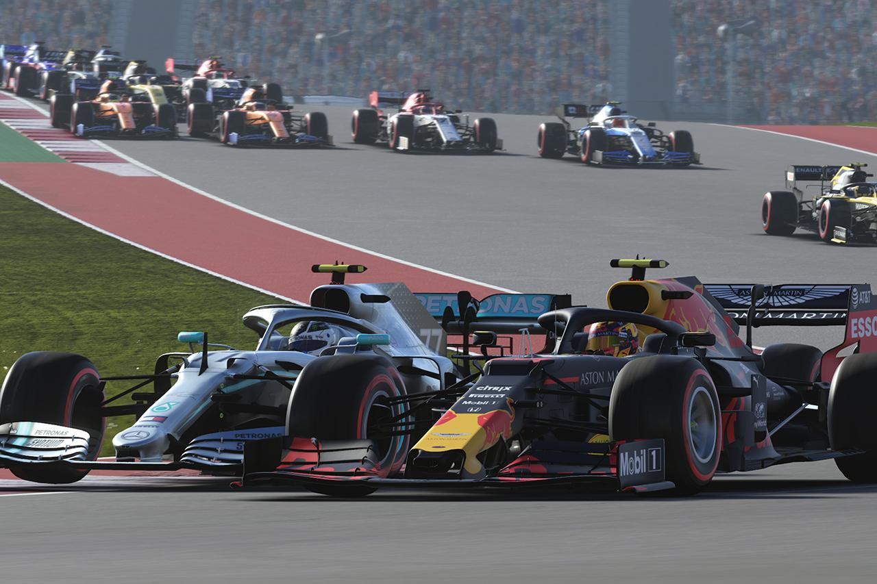 F1特集:eスポーツはリアルなF1レースの穴埋めになるのか?