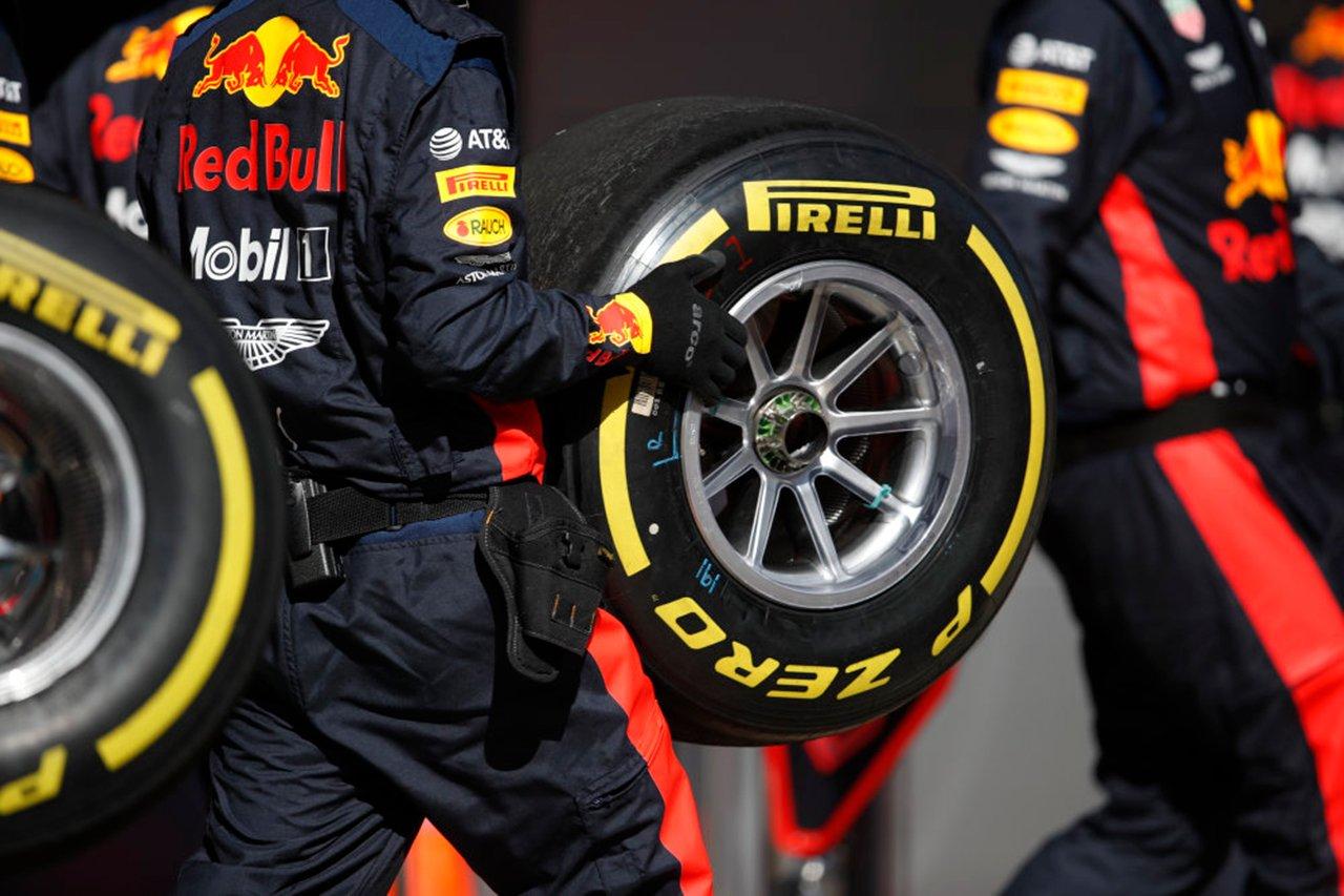 ピレリ、2020年のためのF1タイヤの製造を停止