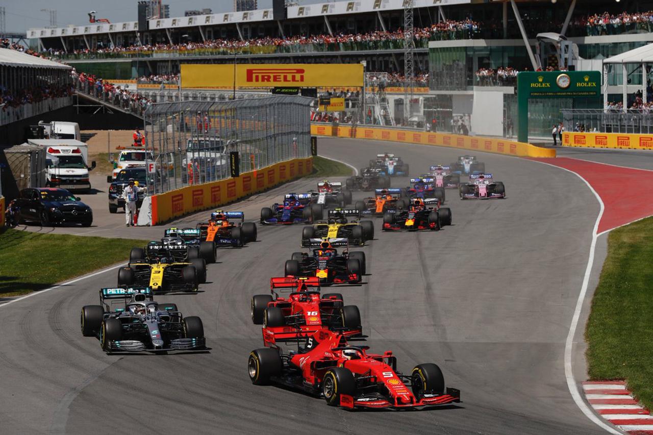 F1:15戦がテレビ放送局との契約の最低ライン?