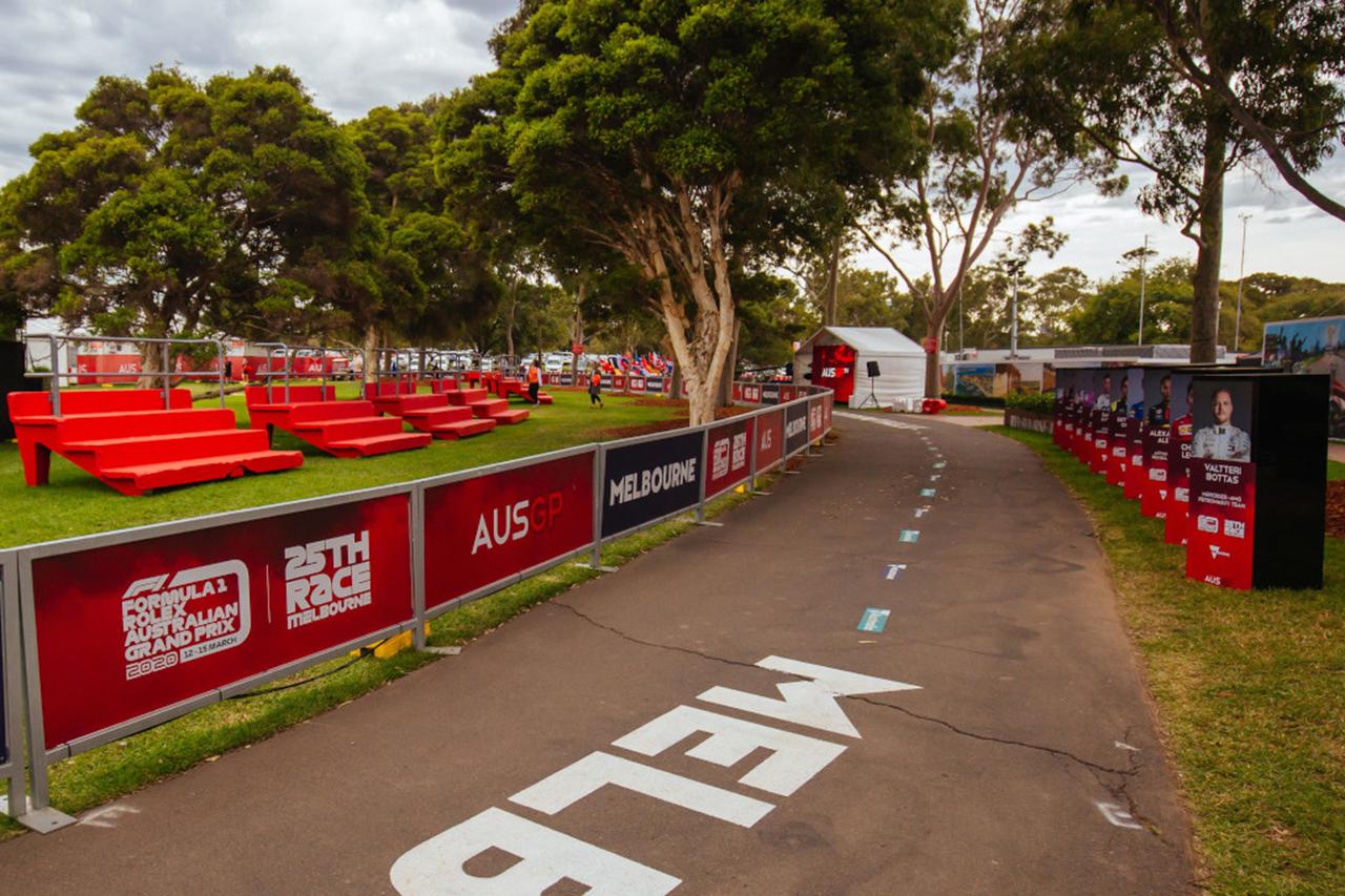 F1オーストラリアGP主催者 「中止決定のタイミングは最悪だった」