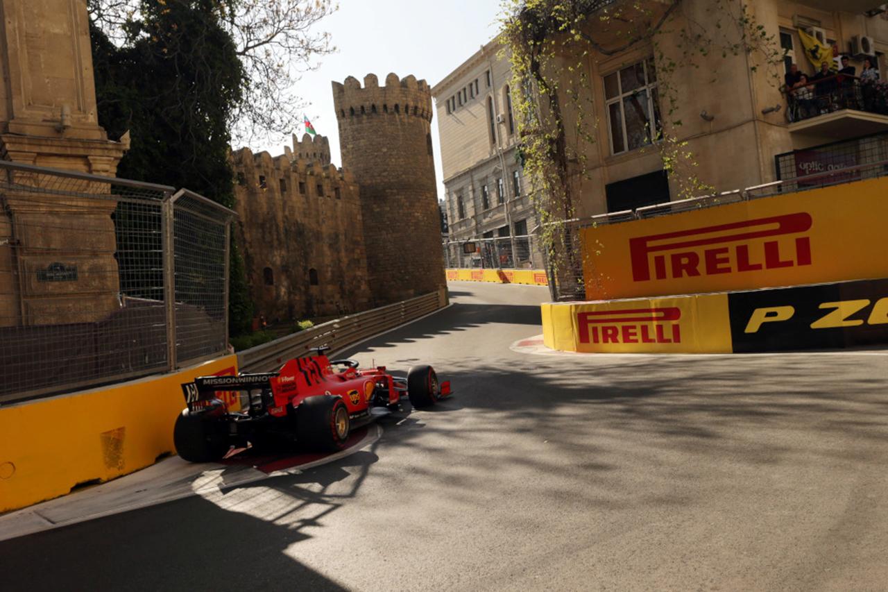 F1アゼルバイジャンGP 「オーストラリアGPの二の舞を演じたくなかった」