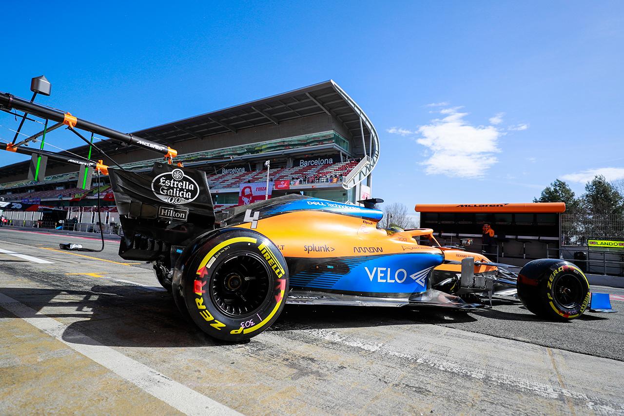 F1:マクラーレン、特例でエンジン変更のためのシャシー変更に許可