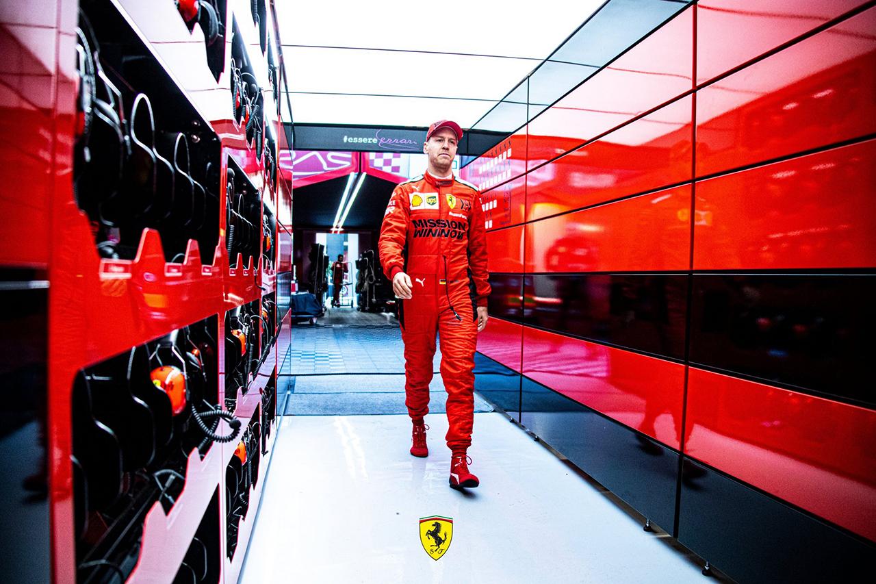 セバスチャン・ベッテル、F1引退後を意識も「情熱は失っていない」