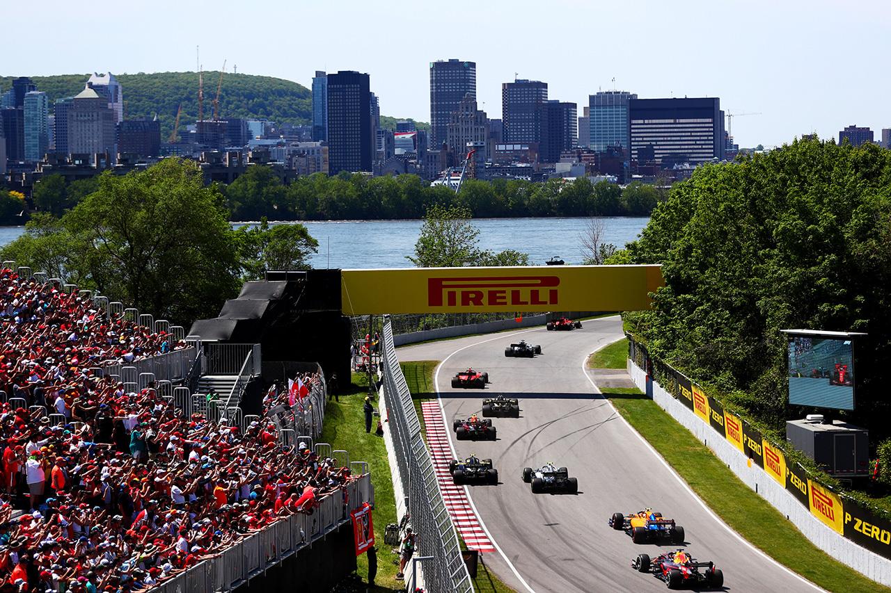 「F1カナダGPが6月14日に開催されるとは思えない」とヴィルヌーヴ