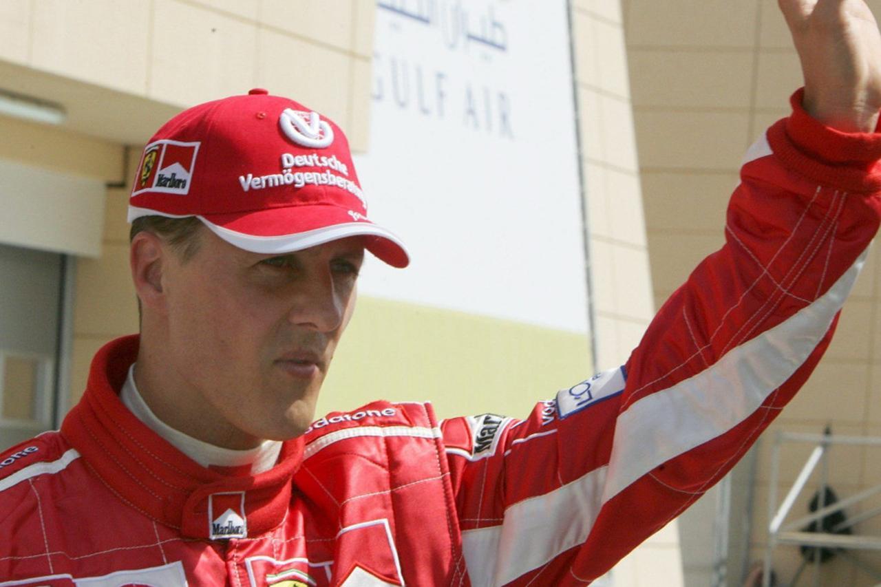 F1:シューマッハはハミルトンよりも厳しい競争相手と戦っていた