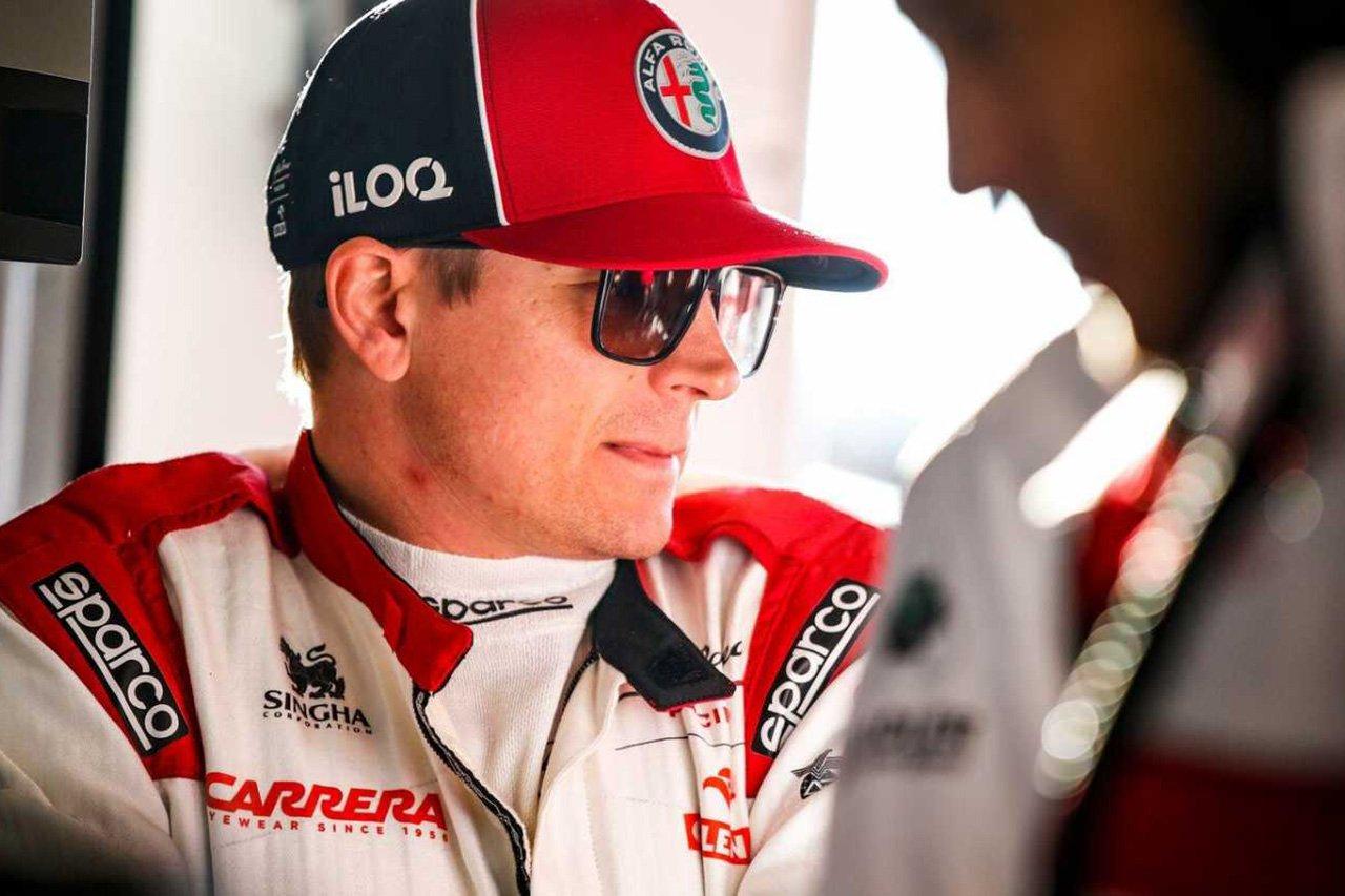 F1:キミ・ライコネンはトップF1ドライバーのレベルではない
