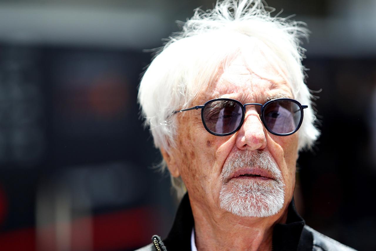 F1:バーニー・エクレストン 「私なら2020年シーズンを完全に中止にする」