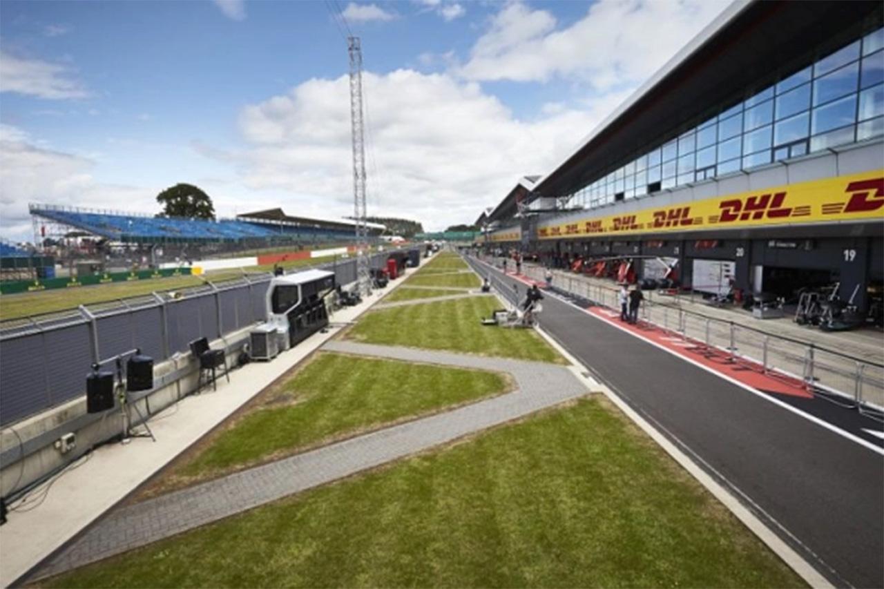 F1イギリスGP、4月下旬が決断期限「12週間前に通知する必要がある」
