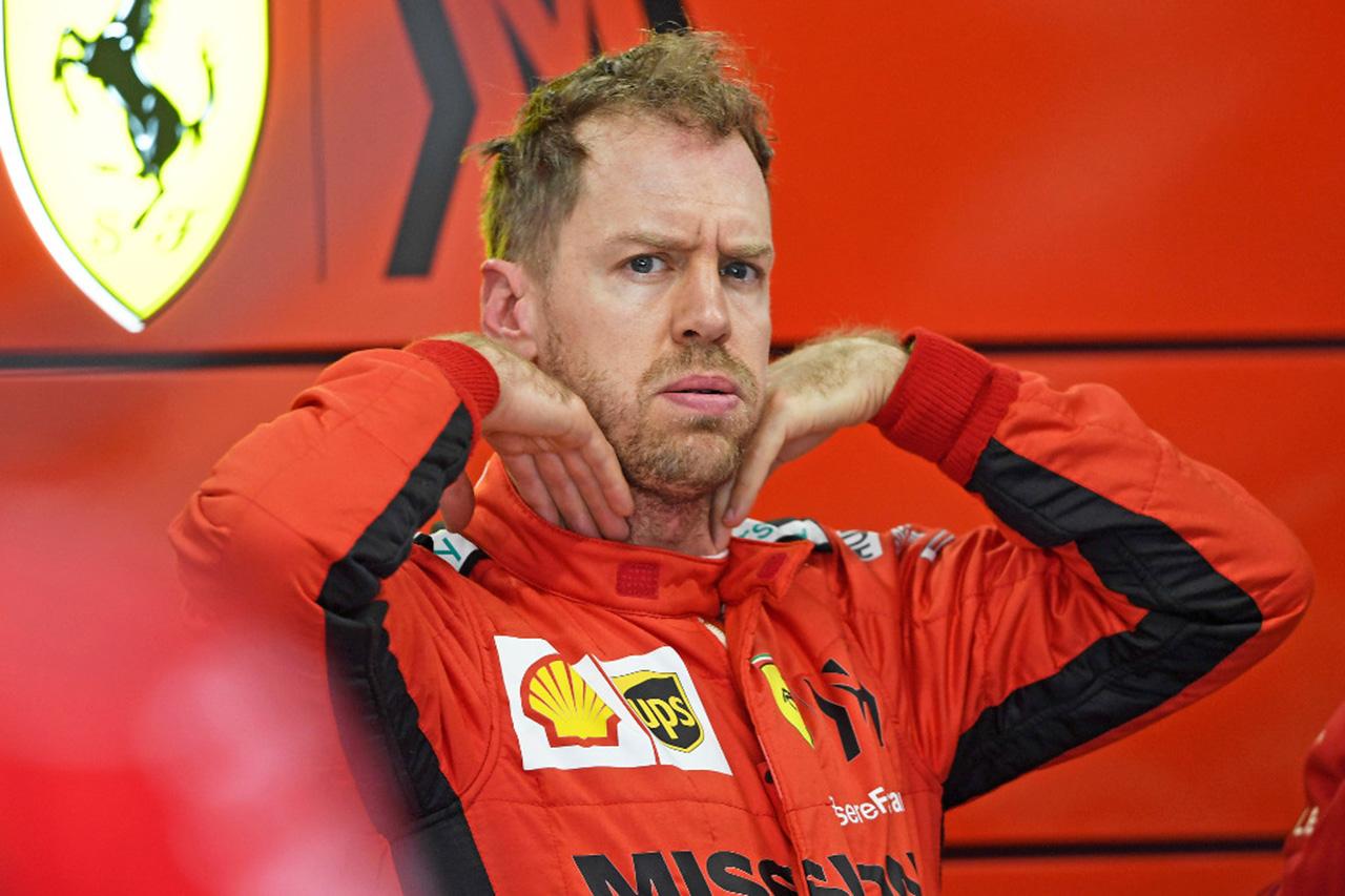 フェラーリF1、セバスチャン・ベッテルに給与減額の1年契約をオファー