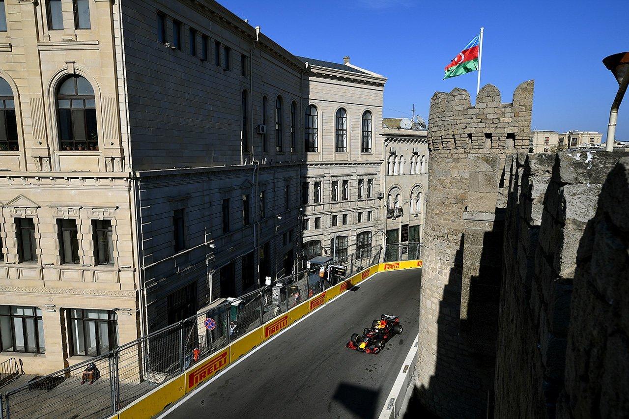 F1アゼルバイジャンGP 「中止になっても開催料の支払い義務はない」