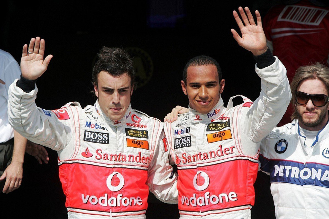 元マクラーレンのメンバー、F1ハンガリーGPのアロンソ/ハミルトンを回顧