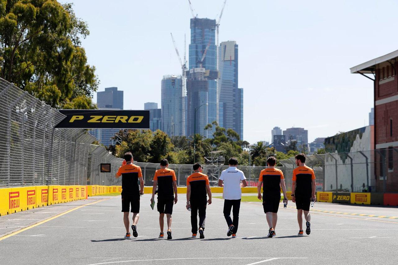 「F1にも早急な一時雇用調整(ERTE)の措置が必要」とサインツ・シニア