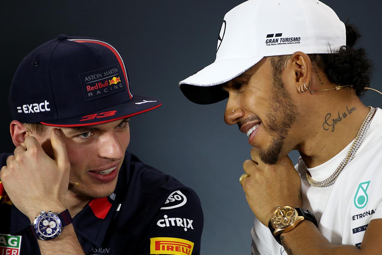 「今のF1でスターと言えるのはハミルトンとフェルスタッペンだけ」