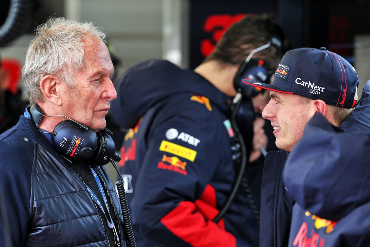 F1:「ドライバーを新型コロナに感染させておきたかった」とレッドブル首脳