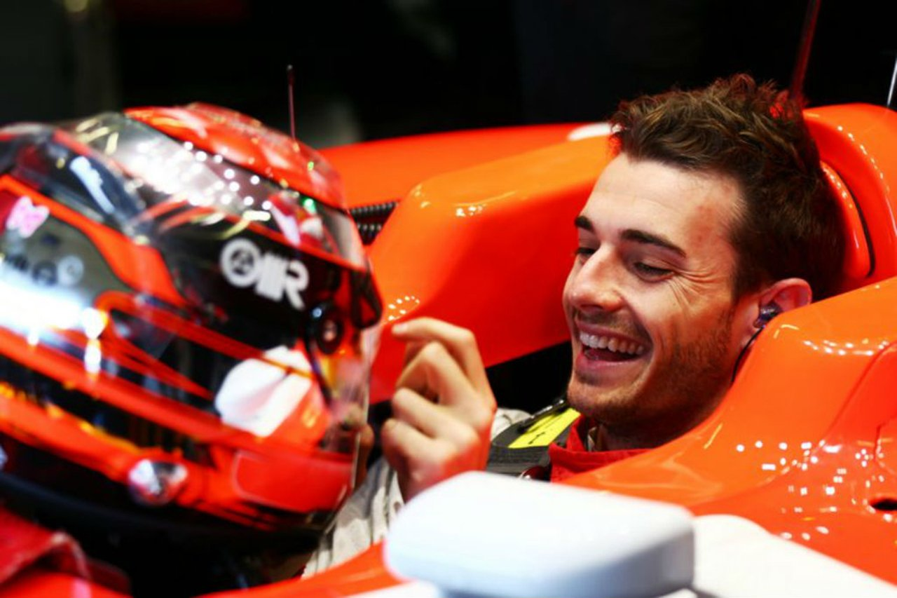 F1ドライバー、ジュール・ビアンキへの思いを語る