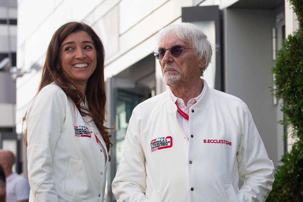 F1:バーニー・エクレストン(89歳)に第4子…妻ファビアナが妊娠
