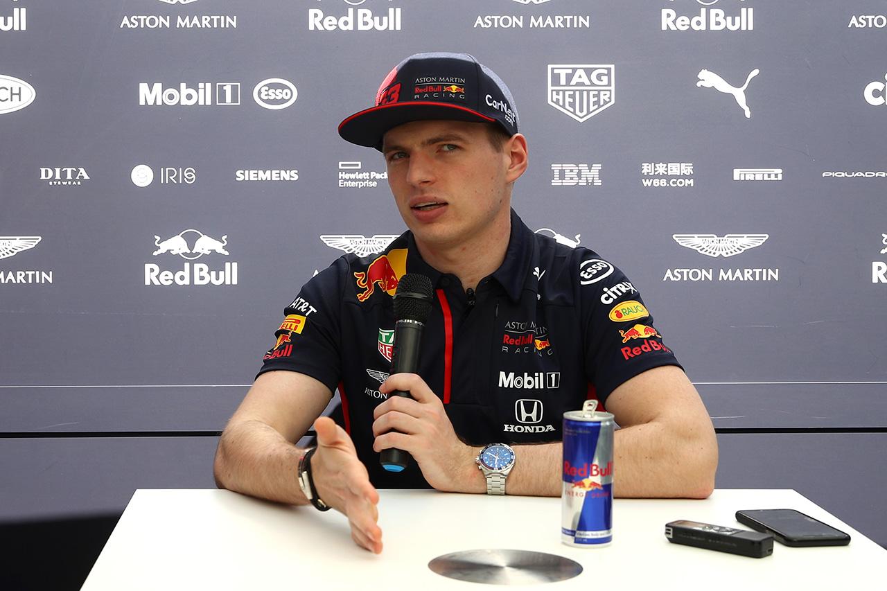 F1:シーズンの短縮はマックス・フェルスタッペンの王座獲得に好機? / レッドブル・ホンダF1