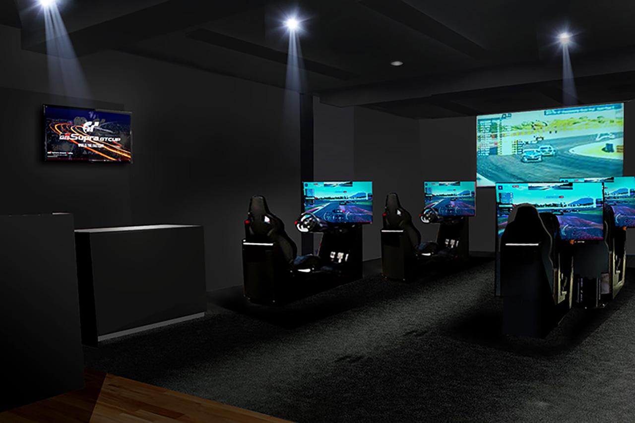日本でもバーチャルレースを!トヨタが『e-Motorsports Studio』を開設