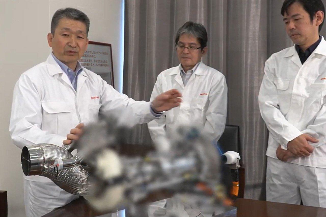 【動画】 ホンダ F1パワーユニット開発秘話(1) MGU-Hとは