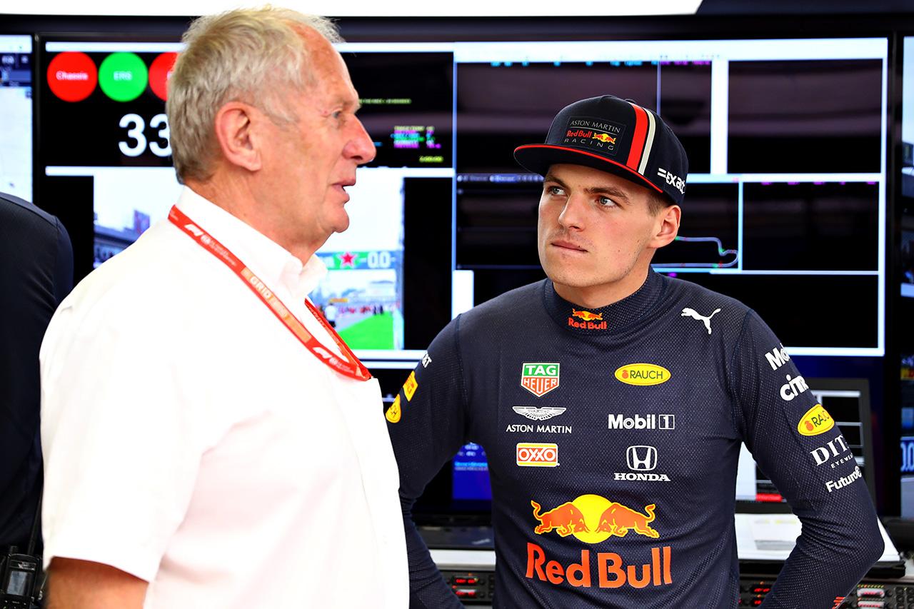 F1:ヘルムート・マルコ 「自発的に子供を戦争に送り込むことはしない」 / レッドブル・ホンダF1