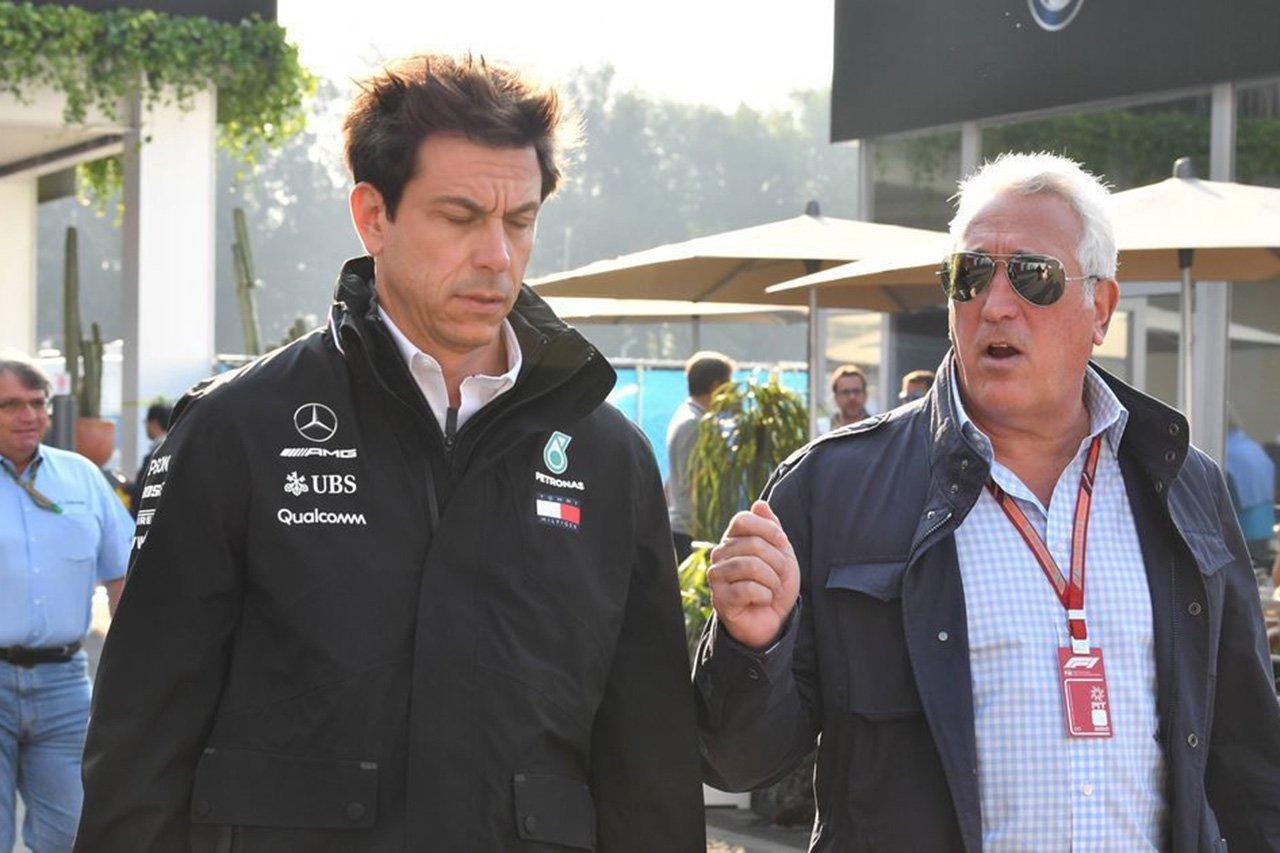 "F1:トト・ヴォルフ 「メルセデス内の役割は""短期的""には何も変わらない」"