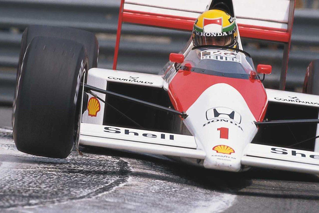F1見聞録:アイルトン・セナは信じられないくらい利己的だった