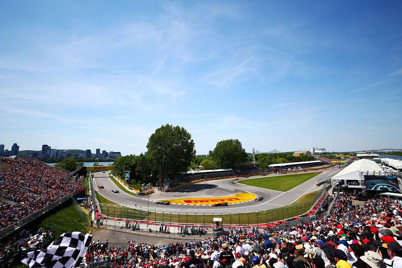F1:カナダGPの延期を正式発表 / 新型コロナウイルス