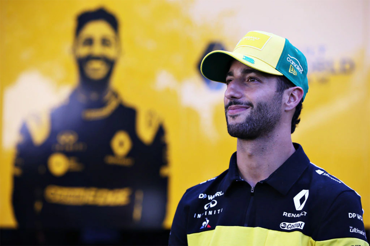 F1:ダニエル・リカルド 「後半にレースを詰め込むなら2デー開催は必須」